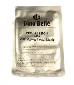 Dina Bellé Progression – AHA anti aldring maske 10 pk/ 50 pk