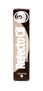 RefectoCil bryn- og vippefarge – Natur brun