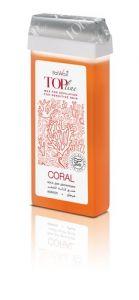 ItalWax Rullevoks Top Line Coral