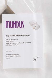 Engangs ansiktsbeskyttende papir non woven soft