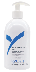 Pre Waxing oil 500ml Lycon